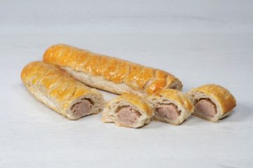 Sausage Roll – Mincemeat